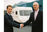 Bailey pioneers Tracker's move into caravan sector