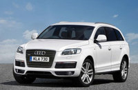 Audi Q7 charged with the task of cutting emissions