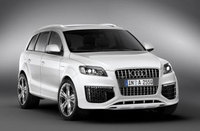 Audi Q7 coastline makes waves in Geneva