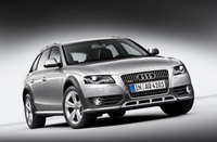 New Audi A4 Allroad Quattro heads for the hills