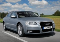Second What Car? Green Award for Audi A8
