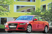Ultra-economical Audi A4 TDI gets the 'e' treatment