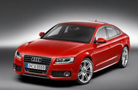 Stunning A5 Sportback rounds off 100 years of Audi
