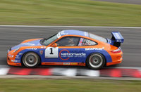 Tim Harvey Porsche Carrera Cup