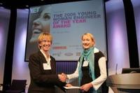 Ford presents 2007 'WISE' prize to female engineering role model