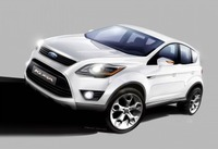 Ford Kuga: Stylish all-new addition to the Ford range