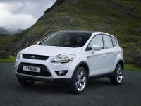 Ford Kuga's the Crossover King