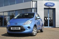Funky Ford Ka records half a million sales
