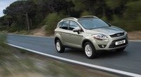 Smart all-wheel drive helps Ford Kuga scale sales charts