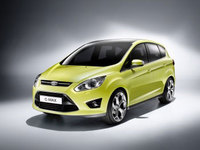 New Ford C-Max - Stylish and versatile