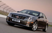 Cadillac STS: Refined performance and sophisticated luxury