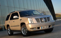 Cadillac Escalade: Eight-seat luxury, refinement and exclusivity