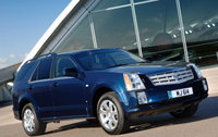 Cadillac SRX: Crossover puts premium on luxury & space