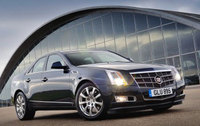 Cadillac CTS right-hand drive debuts at Motor Show