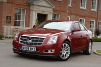 Cadillac CTS - New technology, design and a hand-crafted interior