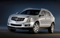 Cadillac SRX Crossover sneak preview