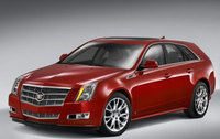 CTS Sport Wagon: Cadillac's luxury estate breaks cover