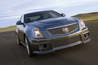 Blistering CTS-V launches into the UK