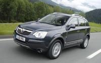 Vauxhall Antara – SUV style and quality for less than £20,000!