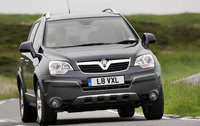 Vauxhall Antara – Fun, flexible and fuel-efficient