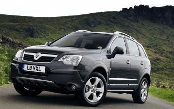 Vauxhall Antara Fun Flexible And Fuel Efficient Easier