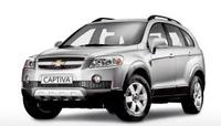 Chevrolet's new Captiva SUV debuts at Geneva Motor Show