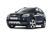 Chevrolet launches stylish Captiva accessories