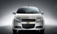 Chevrolet Aveo to debut at Frankfurt