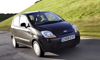Low on CO2, but still big on value – the new Matiz 0.8s