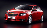Chevrolet Cruze - First pictures