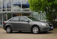 Chevrolet Cruze available with 125PS diesel engine