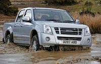 Extensive facelift and new engine for '07 Isuzu Rodeo