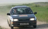 Sixteen year-old Charade completes Mongol Rally