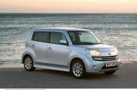 Daihatsu Materia offers practicality with presence
