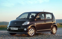 New, bigger-engined Sirion tops revised '08 range