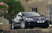 Volkswagen Phaeton plays supporting role