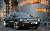Even more sophistication with revised Volkswagen Phaeton