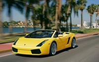 Lamborghini Gallardo Spyder officially Top Gear's 'Dream Car of the Year 2006'
