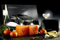 Celebrate a super lightweight Christmas with Lamborghini!