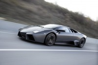Lamborghini selects Diamond Black Zircotec coating for Reventón