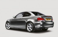 Two new BMW 1 Series Coupe models