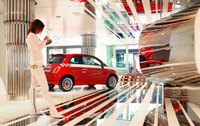 New Fiat flagship store opens with celebration party