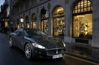 Maserati and Salvatore Ferragamo, a perfect Italian partnership