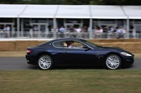 Granturismo S Automatic and Quattroporte Sport GTS UK debut