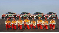 Team Repsol complete Dakar preparations