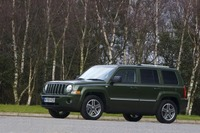 Jeep Patriot: Waving the flag for affordable quality