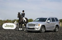 Jeep brings extra horsepower to Horse of the Year Show