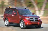 Dodge Nitro to go on sale in the UK