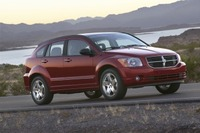 Dodge Caliber's residual values ahead of Ford, VW and Vauxhall