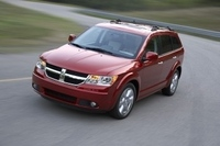 Gentex auto-dimming rear-view mirror specified for Dodge Journey